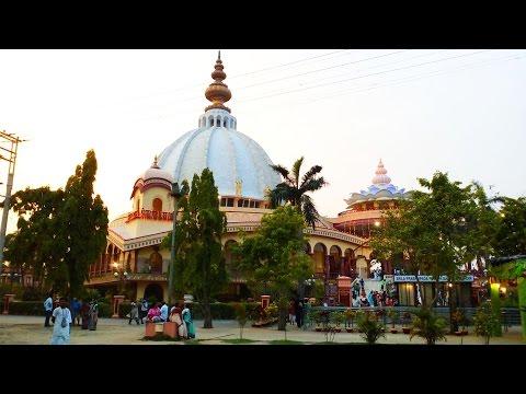 Mayapur Iskcon -  Nabadwip Ghat to Mayapur Iskcon (Part 1)
