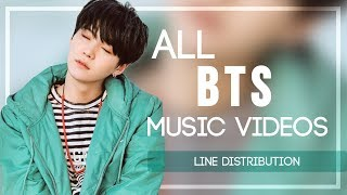 Video BTS all MVs line distribution download MP3, 3GP, MP4, WEBM, AVI, FLV Juli 2018