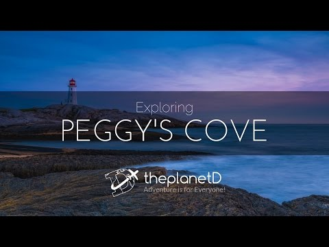 Exploring Peggy's Cove, Nova Scotia | Travel Vlog