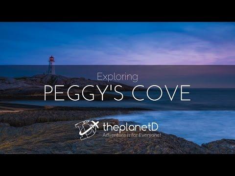 Exploring Peggy's Cove, Nova Scotia | Travel Vlog