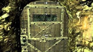 Esbern Door Bug FIX Skyrim