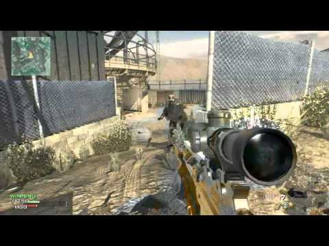 AS1M YYY - MW3 Game Clip Travel Video