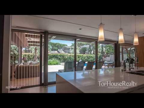 Потрясающий дом в Кастельдефельс, коста Гарраф THR367 Luxury house in Castelldefels (Barcelona)