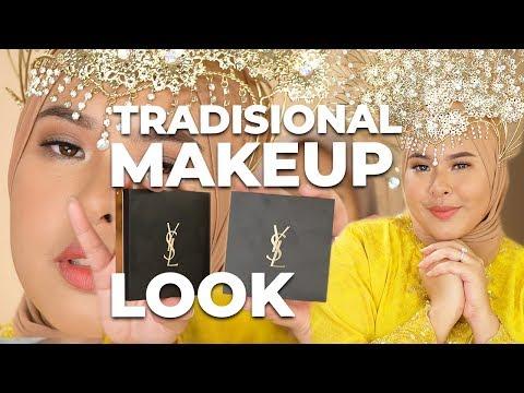 Traditional Makeup Look ft Intan Kaharuddin thumbnail