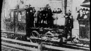 """THIRD AVENUE EL - """"The Vanishing El"""" - New York City's last """"El"""" trains."""