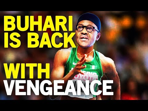 Dr. Damages Show –Episode 292: Buhari Is Back ... With A Vengance