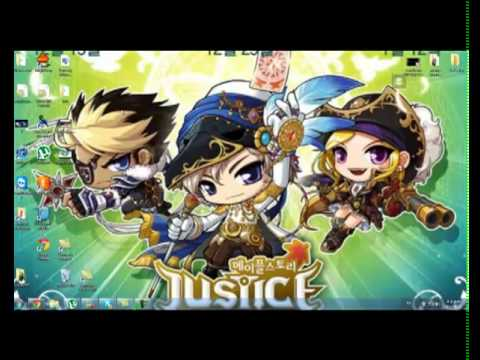 how to sign up for korean maplestory