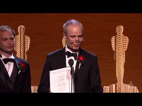 2014 Sci-Tech Awards: Ben Cole, Eric Parker and James O'Brien