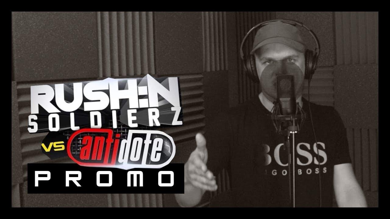 Mc Wayneo - Rush:N Soldierz Vs Antidote PROMO Popular 100 videos