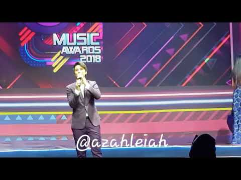BMG by Edward Barber at the MYX Music Awards 2018