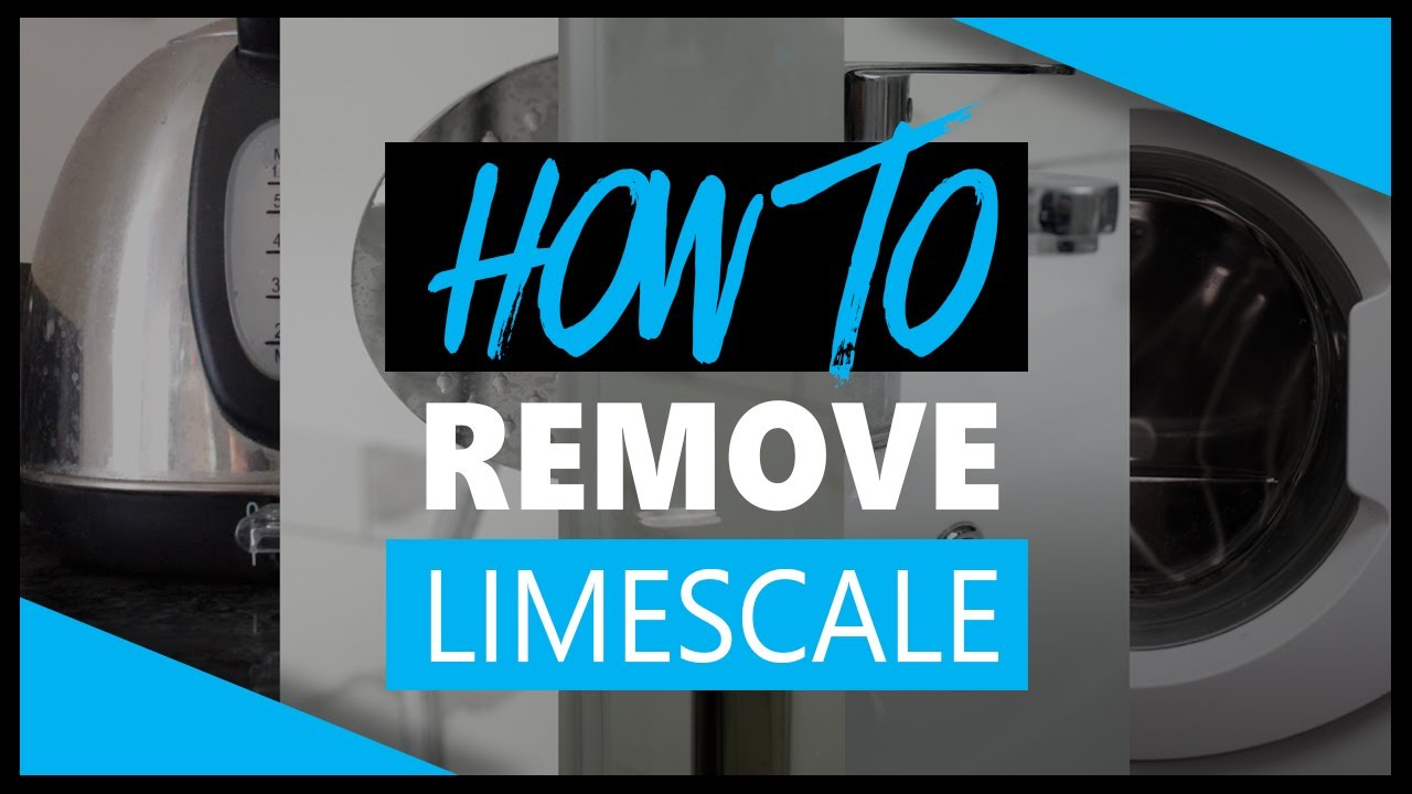 How to remove limescale