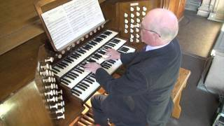 Trumpet Voluntary - Kelvingrove Organ, Glasgow, UK