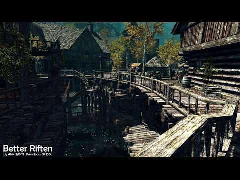 Skyrim Mods - Week #13: Paarthurnax vs Great Wyrm vs Dragon