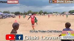 """#10 Pule """"Problem Child"""" Mthabela Kasi Flavour. Soccer. Football. Freestyle. Skills. South Africa."""
