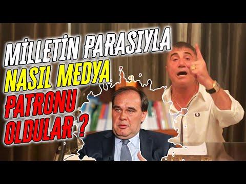 Sedat Peker: Demirören medyaya nasıl çöktü?