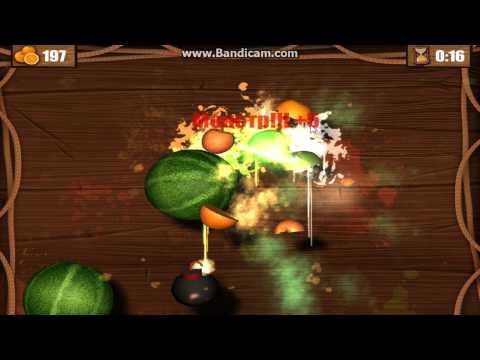 игры 3d фрукты