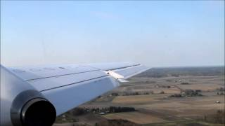 Golden Air Saab 2000 Take off from Pori