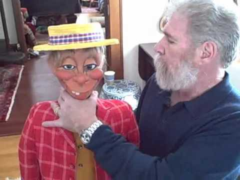 Ventriloquist Central Video Collecting Series - Bob