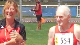 Senioren-Weltrekord … Emmerich Zensch (96) sensationell ...