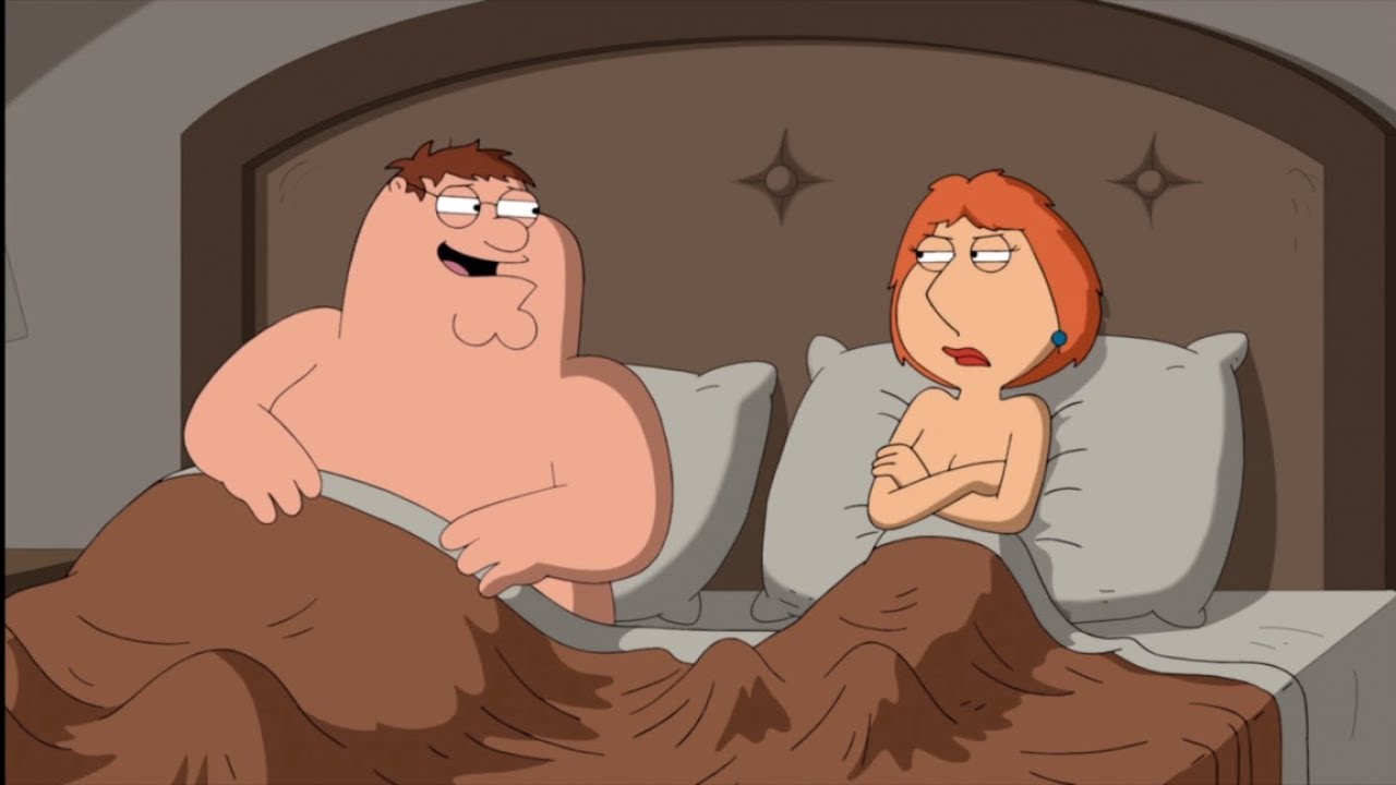 Family Guy - Brian Has Sex With Lois As Peter - Youtube-6060