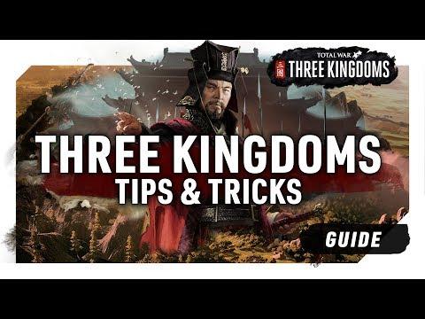 TIPS & TRICKS | A Total War: Three Kingdoms Guide