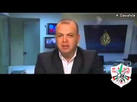 3c22b1aab هذا ما حدث بالفعل على قناة الجزيرة وسط ذهول المذيعه - YouTube