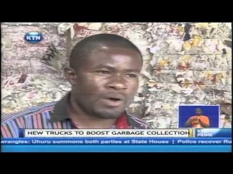 The power of trash,Nairobi eyes electricity garbage