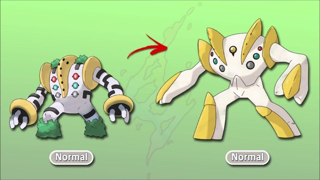Future Legendary Pokémon Mega Evolutions Fanmade (Part 2)