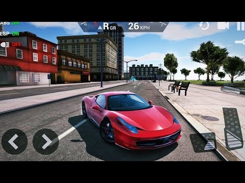 Ultimate Car Driving Simulator Android Gameplay Fhd Youtube