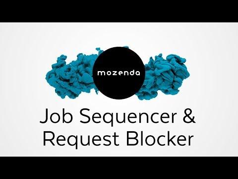 Webinar: Scrape Web Data 5X Faster With Job Sequencer & Request Blocker