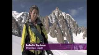BBC Fast Track - Climbing Mt Blanc