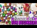 Essential Oils for Beginners | Tips & Tricks Young Living Starter Kit