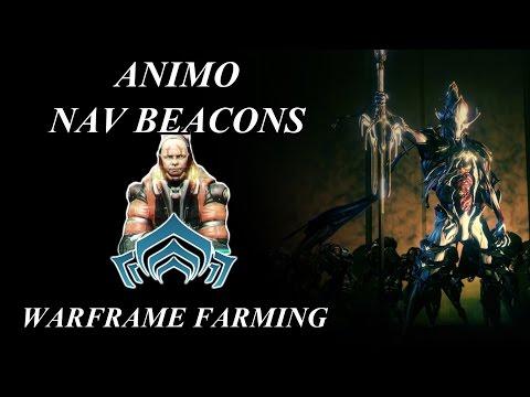 Warframe Farming - Animo Nav Beacons (Solo Friendly)
