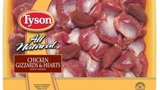 Dave's Exotic Foods - Chicken Gizzards & Hearts