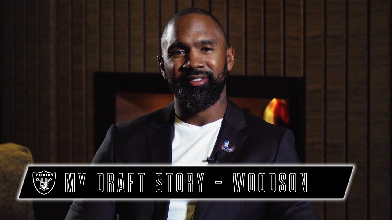 Charles Woodson Recalls Memorable Draft Night in 1998 | My Draft Story | Las Vegas Raiders
