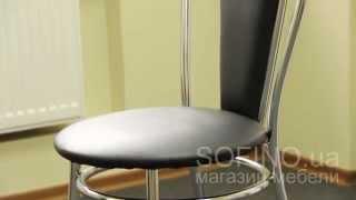 Стул «Флорино хром»(Современная модель стула «Флорино хром» представляет собой изящную конструкцию, которая идеально подходи..., 2015-05-12T09:45:22.000Z)