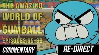 [RE-DIRECT] [Blind Reaction] The Amazing World of Gumball Episode 65-68