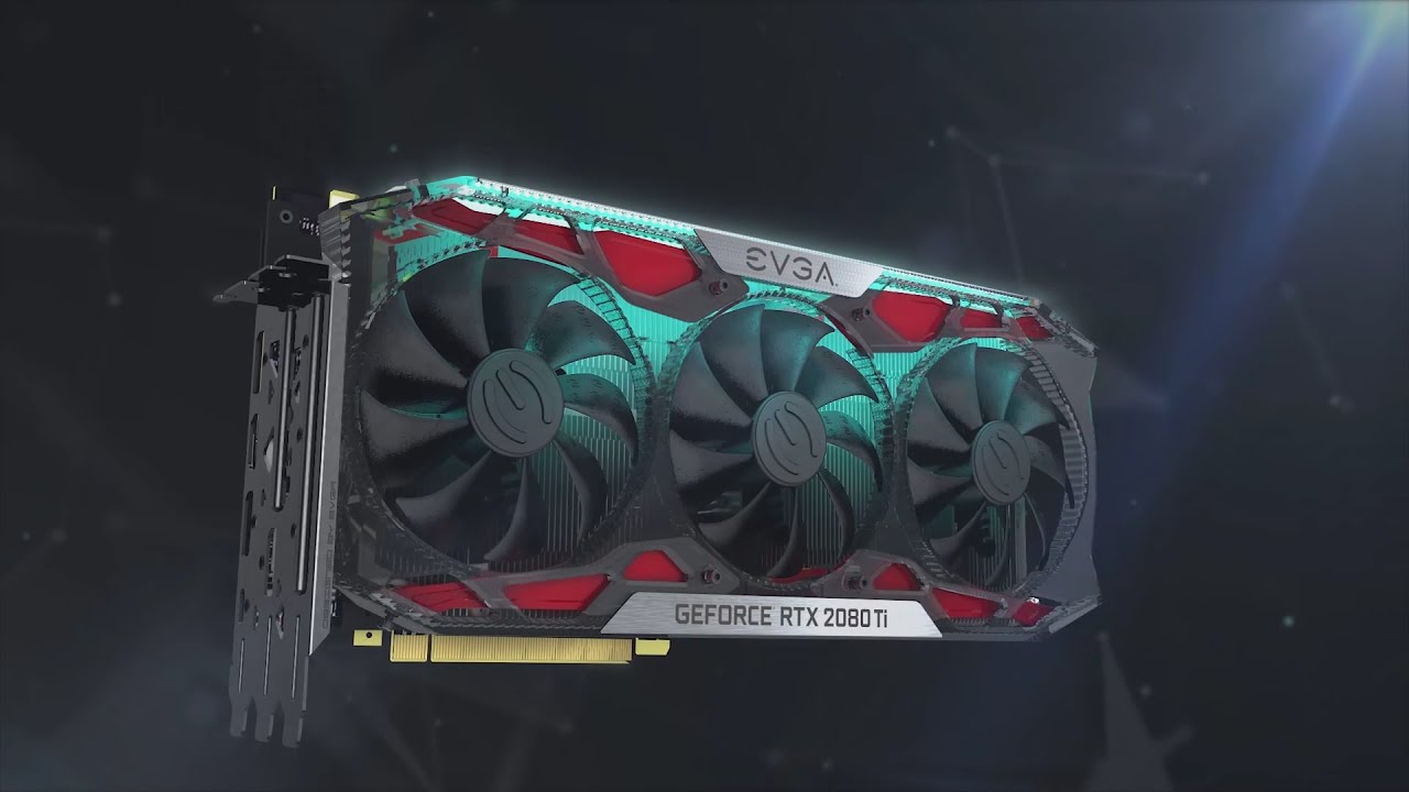 EVGA - Products - EVGA GeForce RTX 2080 Ti FTW3 ULTRA GAMING, 11G-P4