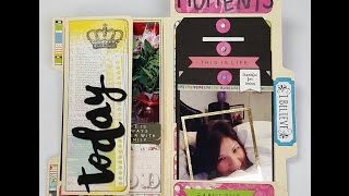 Photo Mats & Inserts for your Mini Albums and Scrapbooks