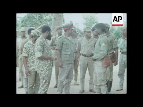 Nigerian Biafran separatists mark 50th anniv