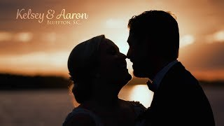 Backyard Wedding Reception // Bluffton, S.C.