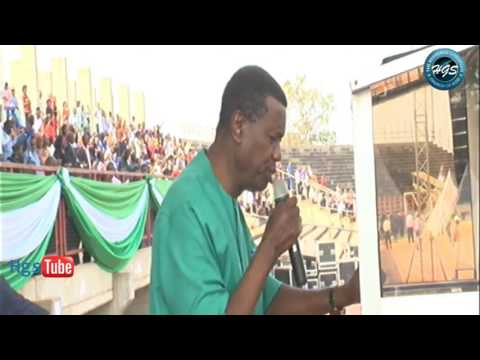 PASTOR E.A ADEBOYE SERMON 2017 CAMPUS HOLYGHOST SERVICE - UNIVERSITY OF NIGERIA