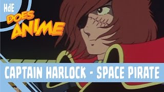 Captain Harlock - Space Pirate review