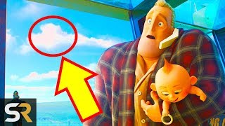 9 Important Incredibles 2 Details You Totally Missed