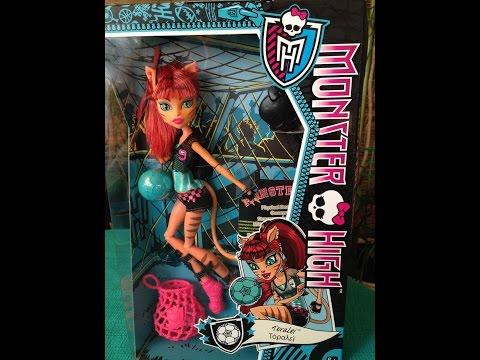 Цена: от до р. Производитель: monster high (mattel). Набор из 2 кукол monster high: кэтти нуар и торалей страйп – пугающие рокеры. Артикул: