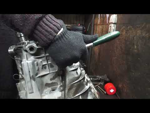 Мерседес Бенс 124 Ремонт коробки передач . Часть 2 . Сборка Советую посмотреть .