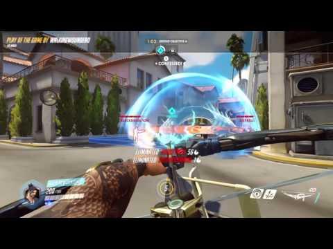 Random clips (Overwatch & Destiny)
