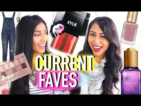 CURRENT FAVES- LipKits, Fashion & More   Paris & Roxy