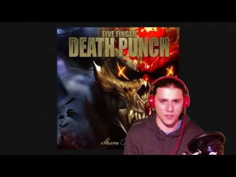 Sham Pain (Five Finger Death Punch) - Review/Reaction