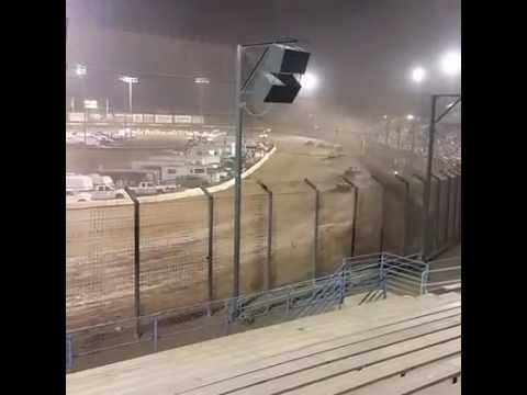 IMCA Modified Main Event - Perris Auto Speedway 9/10/16